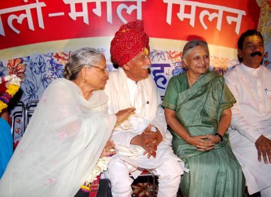 Mahashay Ji with Sheela Dixit ji
