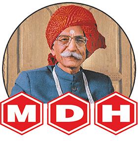 case study on mdh masala company
